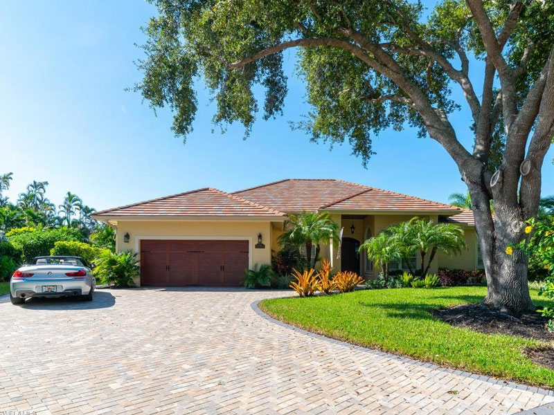 Home for Sale - 1924 Blackstone Circle, Naples, FL | The Community Association for Mill Run, Collier County, Inc.
