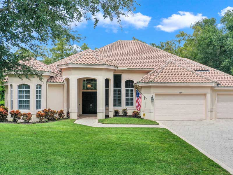Home for Sale - 6889 Wellington Drive, Naples, FL | The Community Association for Mill Run, Collier County, Inc.