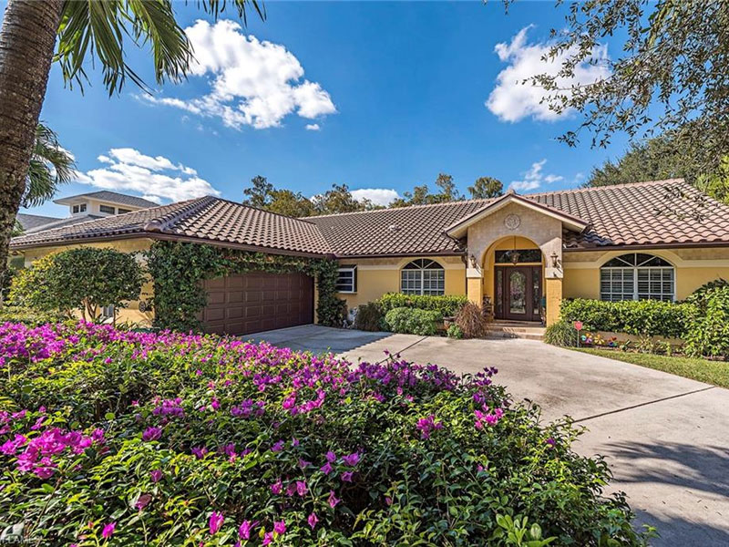 Home for Sale - 6933 Wellington Drive, Naples, FL | The Community Association for Mill Run, Collier County, Inc.